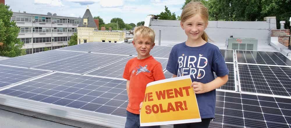 Help Grow The Local Solar Movement Solar United Neighbors
