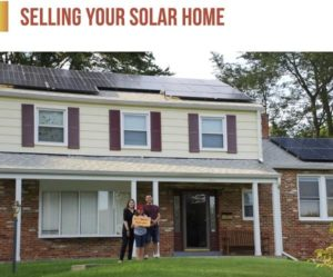 Selling Solar Homes Cover