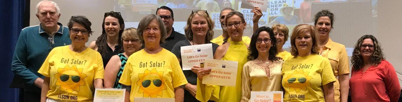 Solar United Neighbors members