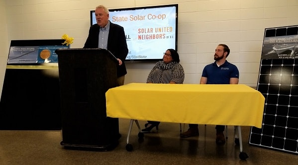 Event Highlights 51st State Solar Co Op