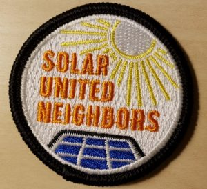 The SUN Patch
