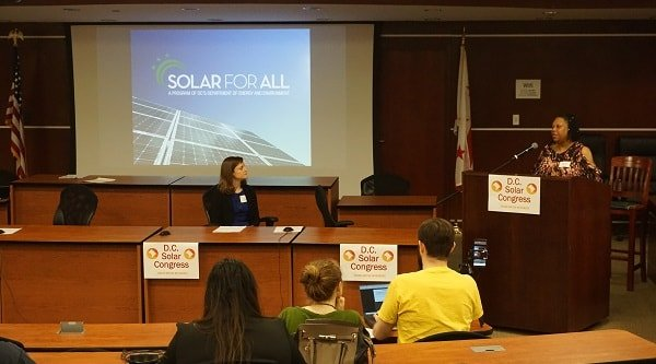 Jacqueline Brown - Solar for All presentation
