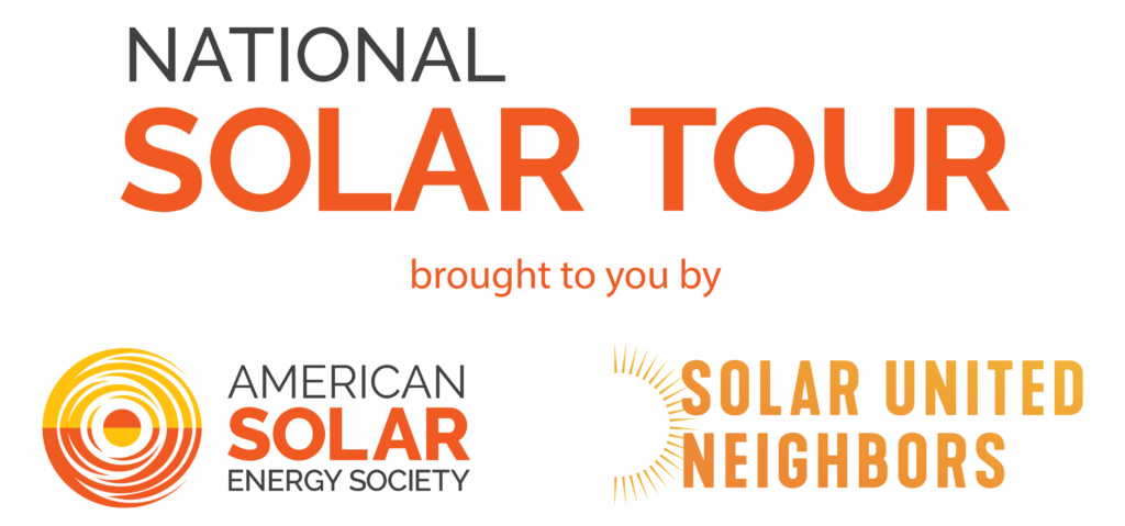 National Solar Tour Solar United Neighbors