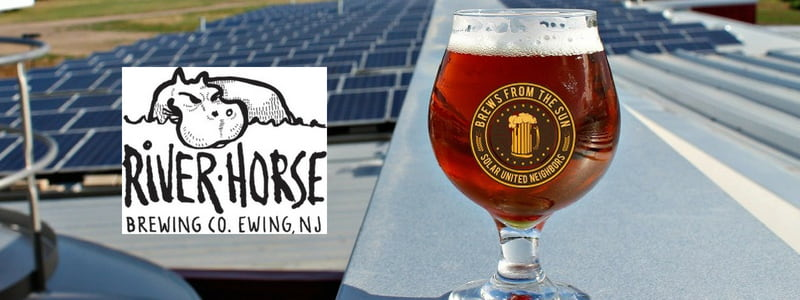 River Horse Brewing Company Solar United Neighbors