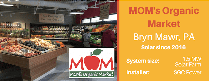 Mom's organic market coupons
