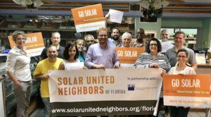 Solar co-op selection committee