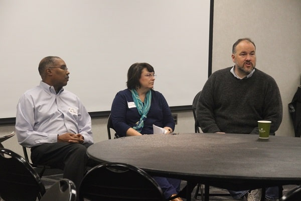 A panel of experts discusses Maryland's Community Solar Pilot Program
