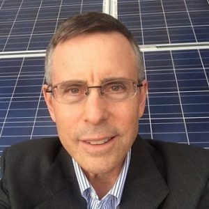 Jim Pierobon was a true champion for renewable energy in Virginia and beyond.
