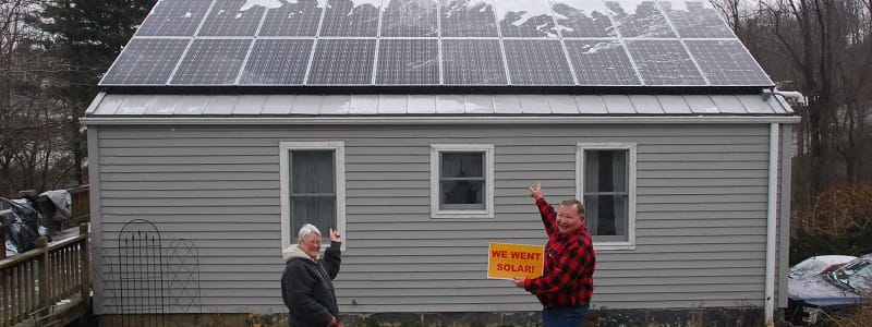 Solar United Neighbors of Indiana will help Hoosiers go solar, join together, and fight for energy rights!