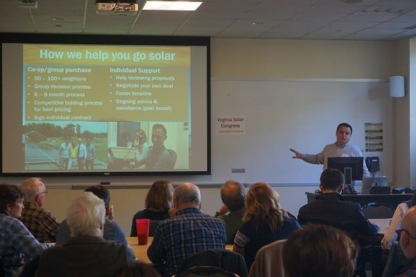 2018 Virginia Solar Congress