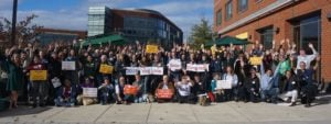 Solar supporters from around Virginia joined together for the 2018 Virginia Solar Congress.