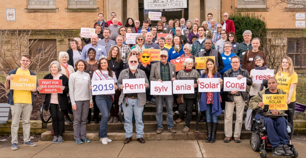 First annual Pennsylvania Solar Congress