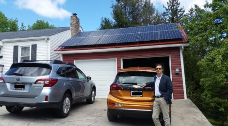 Skott Brill EV + Solar