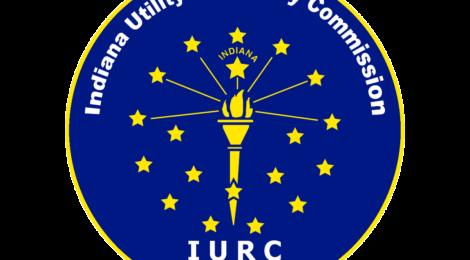 Indiana Utility Regulatory Commission logo