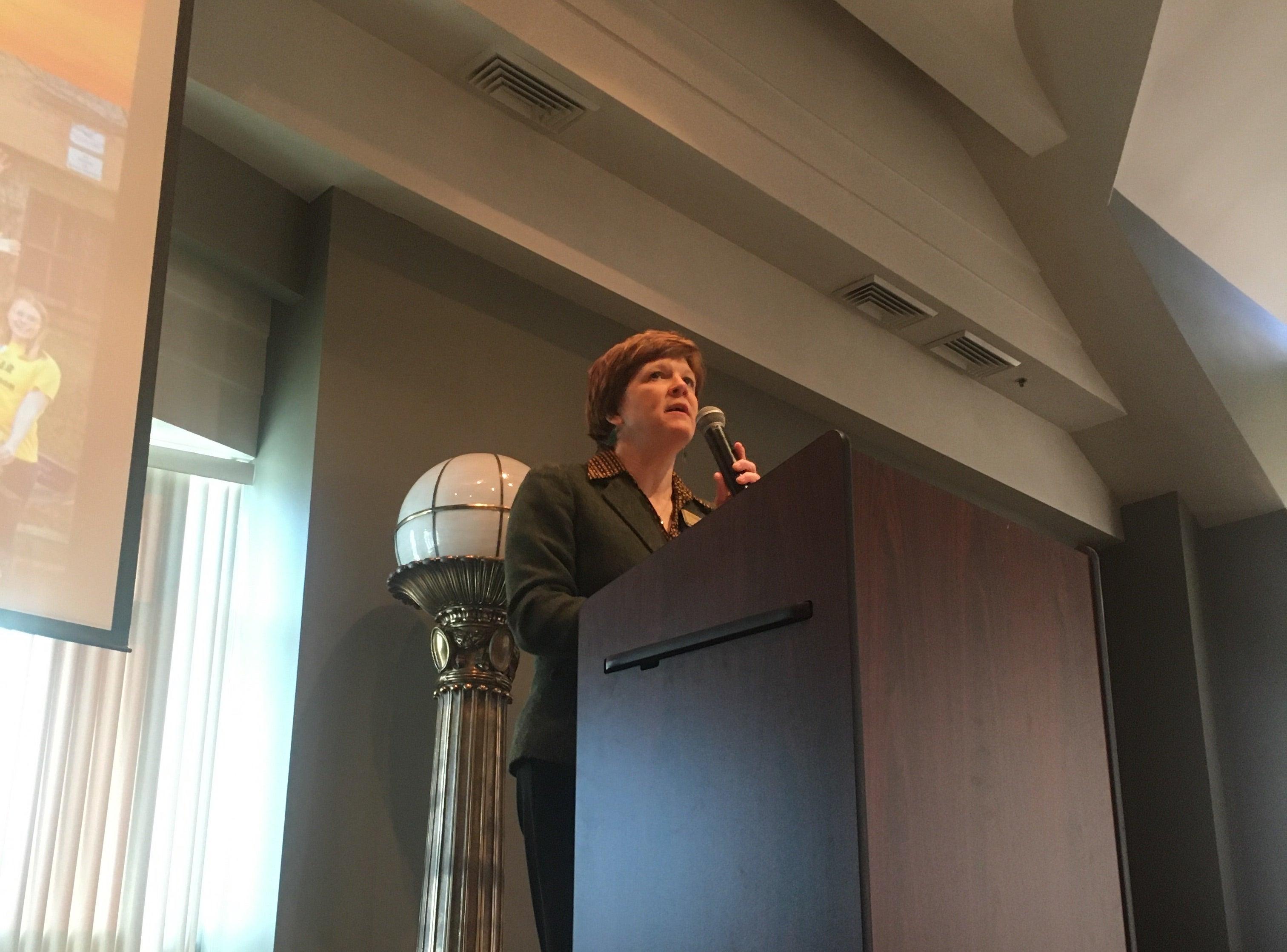 Commissioner Sherene Hess