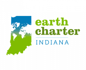 Earth Charter Indiana logo