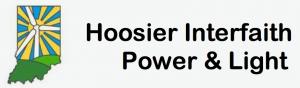 Hoosier Interfaith Power & Light logo