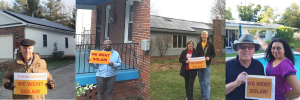 photos of homeowners around the country who have gone solar with SUN