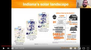 Webinar a pro-solar agenda for Indiana