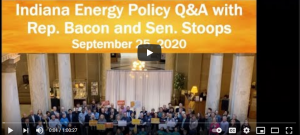 Indiana Energy Policy Webinar