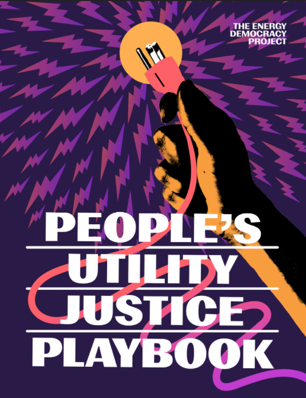People's Utility Justice Playbook Cover Image